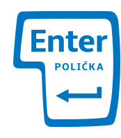 ENTER Polička - logo
