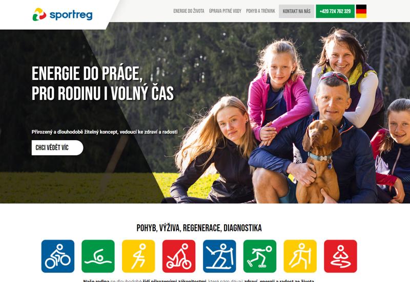Sportreg CZ